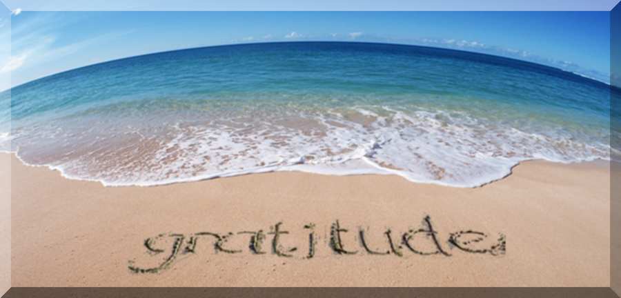 It All Starts with Gratitude