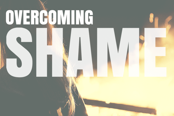 #13daysto40 – OVERCOMING SHAME