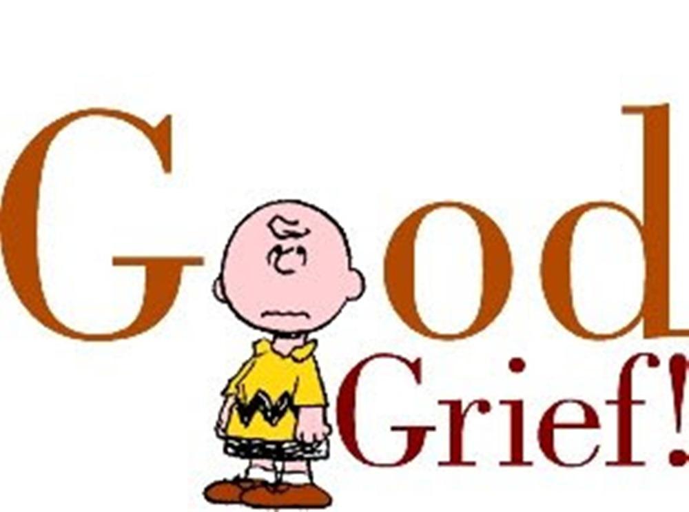 #10daysto40 – GOOD GRIEF