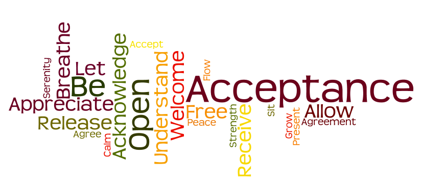#2daysto40 – ACCEPTANCE